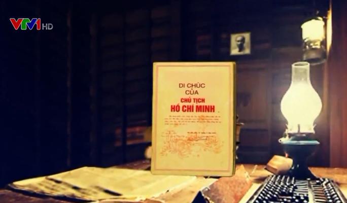 Cầu truyền hình Bài ca kết đoàn nhân 50 năm thực hiện Di chúc của Chủ tịch Hồ Chí Minh - Ảnh 1.