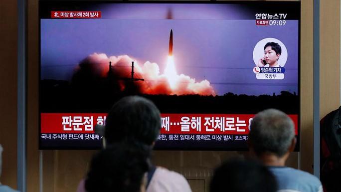 Triều Tiên tung đòn sau đề nghị đàm phán với Mỹ - Ảnh 1.