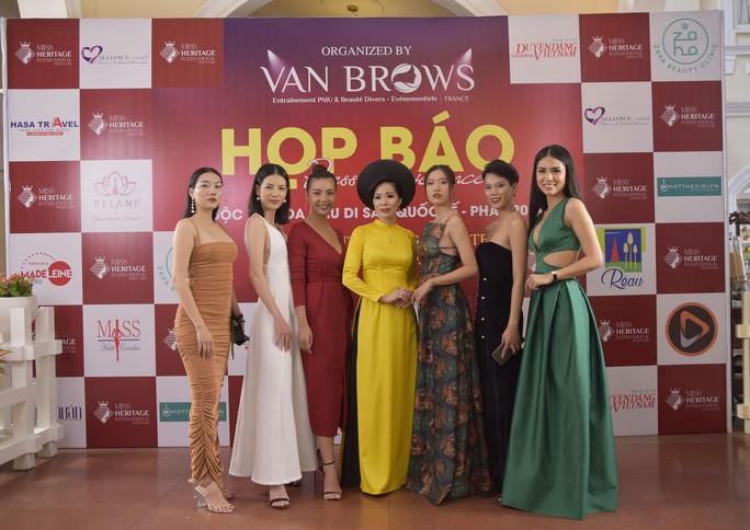 Khởi động cuộc thi Hoa hậu Di sản quốc tế tại Việt Nam - Ảnh 1.