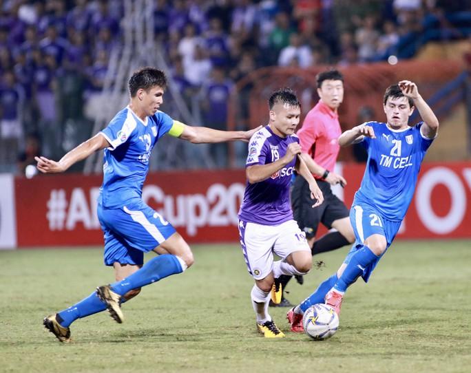 Hà Nội FC trở lại giai đoạn hành xác - Ảnh 1.