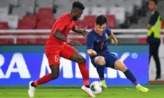 Indonesia thua tan tác trước Thái Lan - Ảnh 1.