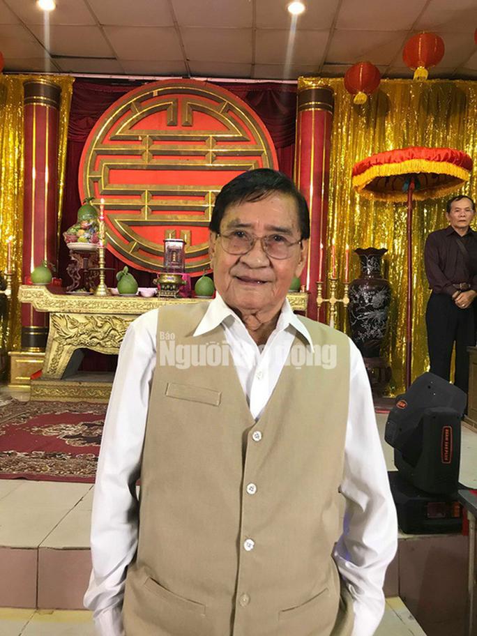 NSND Minh Vương tri ân đồng nghiệp trong ngày giỗ Tổ sân khấu - Ảnh 12.