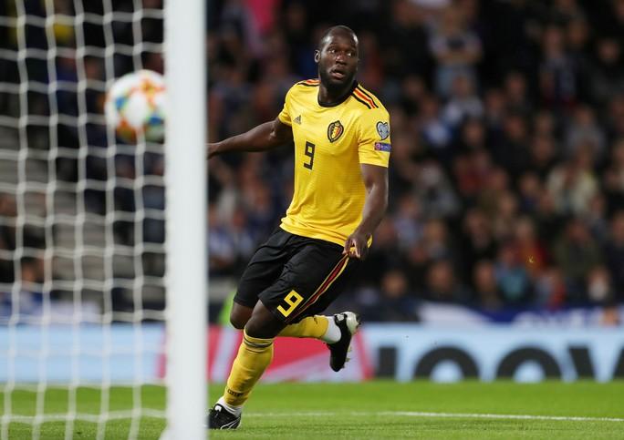 De Bruyne lập hat-trick kiến tạo, Bỉ đè bẹp Scotland vòng loại Euro - Ảnh 3.