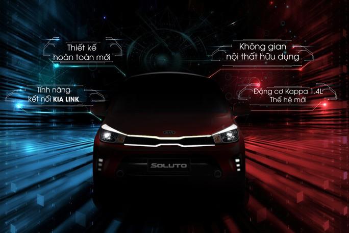 Kia Việt Nam chính thức nhận đặt hàng mẫu xe hoàn toàn mới phân khúc B-Sedan giá chỉ từ 399 triệu đồng - Ảnh 3.