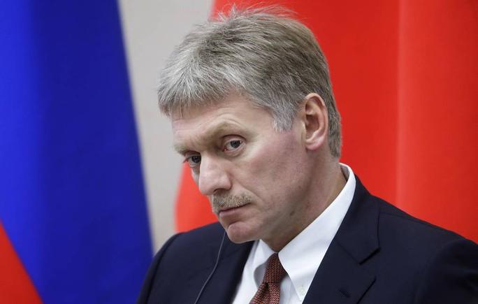 """Điện Kremlin: Mỹ cài cắm điệp viên ở Nga là """"chuyện tầm phào"""" - Ảnh 1."""