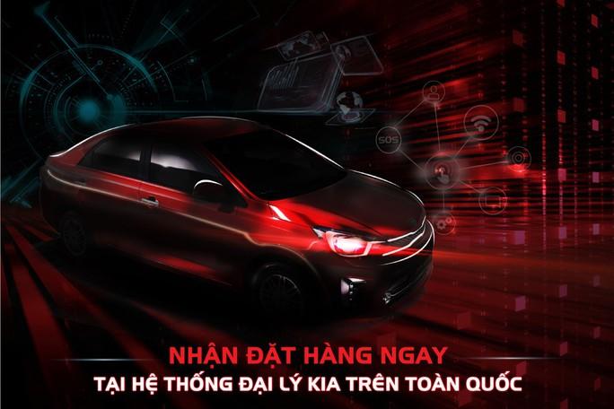 Kia Việt Nam chính thức nhận đặt hàng mẫu xe hoàn toàn mới phân khúc B-Sedan giá chỉ từ 399 triệu đồng - Ảnh 4.