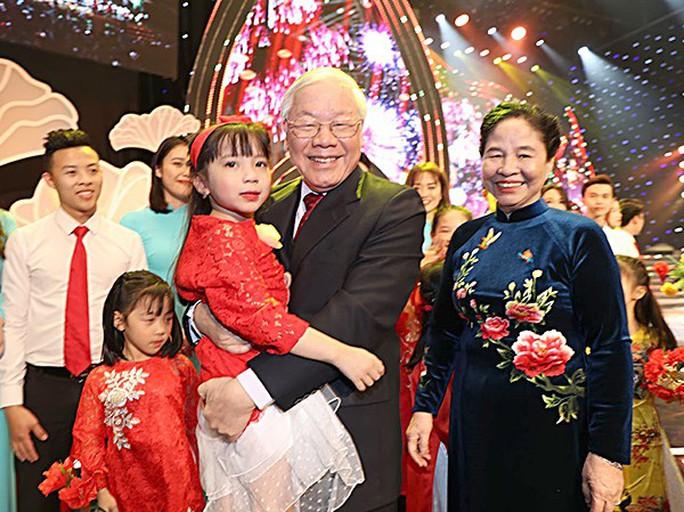 Tổng Bí thư, Chủ tịch nước Nguyễn Phú Trọng gửi thư chúc Tết Trung thu các cháu thiếu nhi - Ảnh 1.