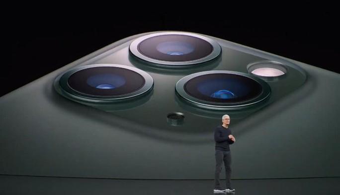 Apple ra mắt iPhone 11 / 11 Pro / 11 Pro Max, giá từ 699 USD và mở bán từ 20-9 - Ảnh 2.