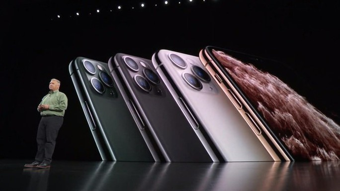 Apple ra mắt iPhone 11 / 11 Pro / 11 Pro Max, giá từ 699 USD và mở bán từ 20-9 - Ảnh 3.