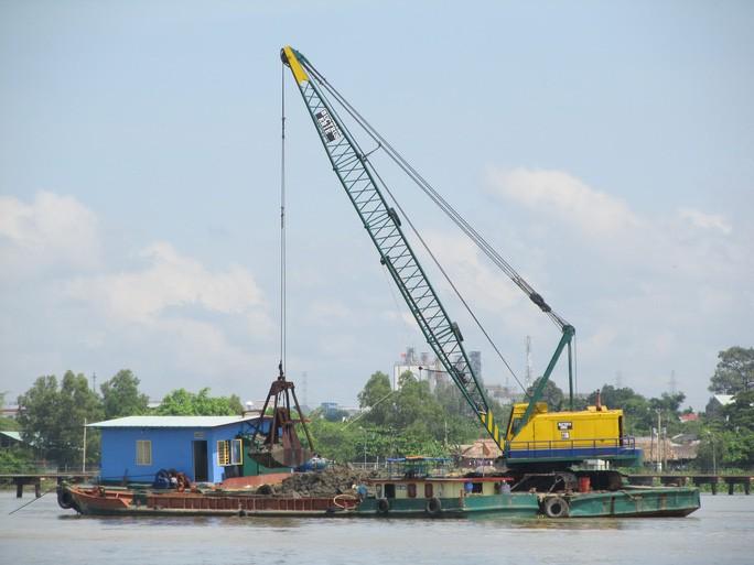 TP HCM đồng ý xã hội hóa 2 dự án nạo vét, nâng cấp luồng sông - Ảnh 1.