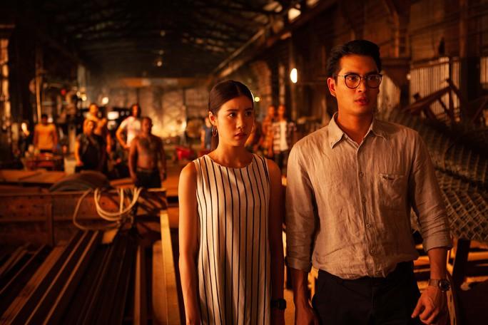 Jun Vũ đọ sắc cùng sao Thái Lan Esther Supreeleela - Ảnh 13.