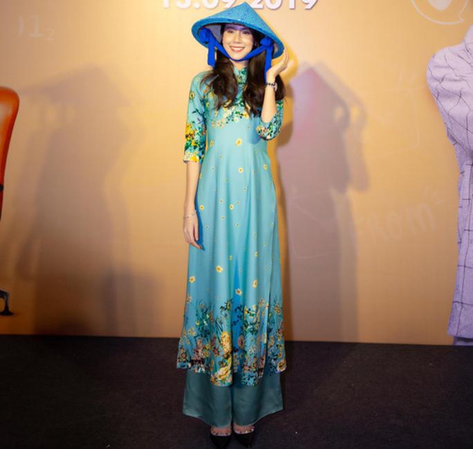 Jun Vũ đọ sắc cùng sao Thái Lan Esther Supreeleela - Ảnh 4.