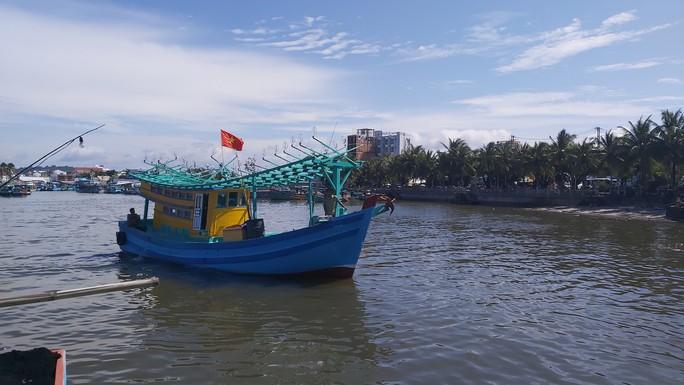 1.000 lá cờ Tổ quốc đến tay ngư dân Phú Quốc - Ảnh 4.
