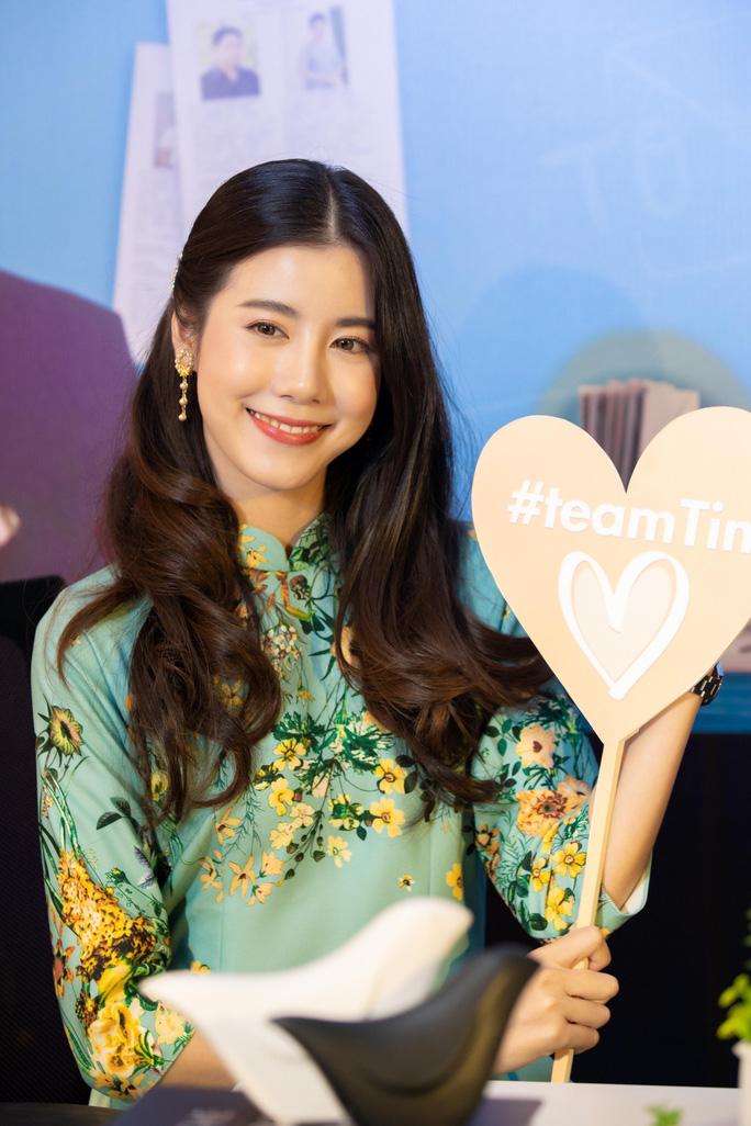 Jun Vũ đọ sắc cùng sao Thái Lan Esther Supreeleela - Ảnh 3.