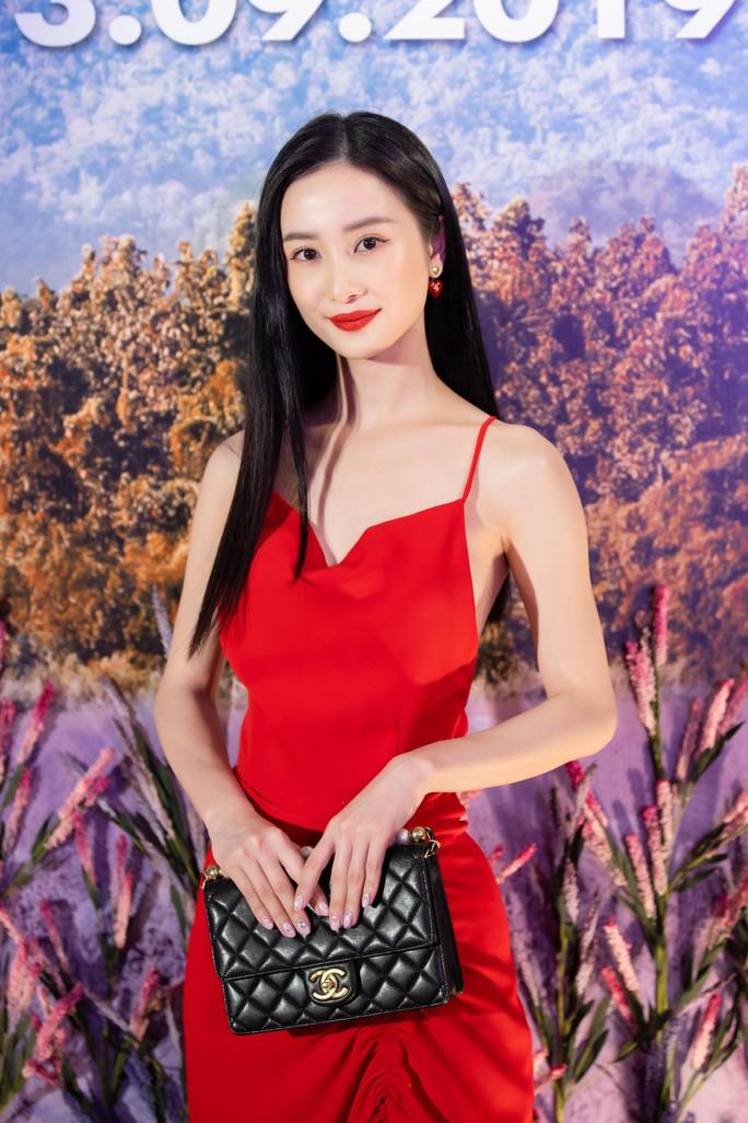 Jun Vũ đọ sắc cùng sao Thái Lan Esther Supreeleela - Ảnh 6.