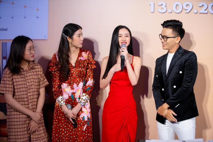 Jun Vũ đọ sắc cùng sao Thái Lan Esther Supreeleela - Ảnh 11.
