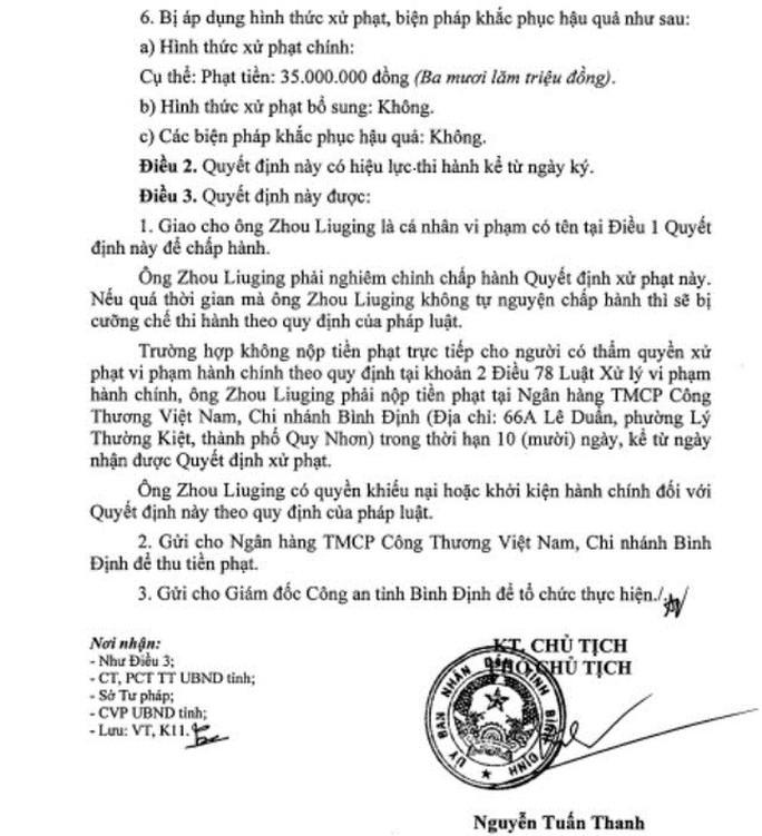 Phạt 4 người Trung Quốc liên quan đường dây sản xuất ma túy cực lớn - Ảnh 1.