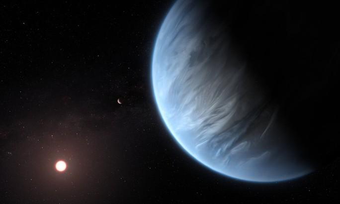 Phát hiện hành tinh gấp đôi trái đất có nước và có thể cả sự sống - Ảnh 1.