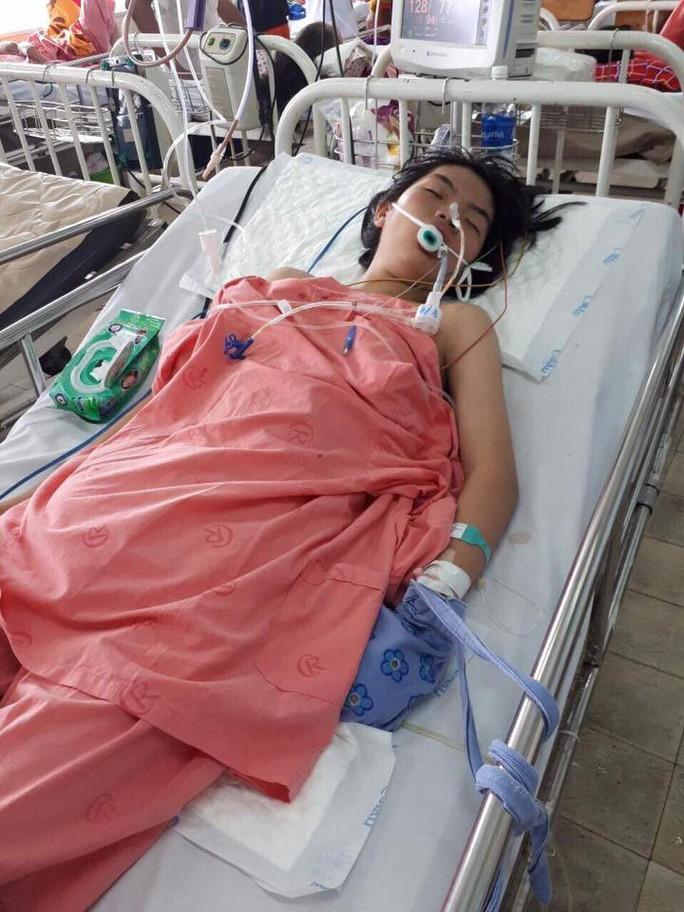 Bệnh viện trả về, cô gái trẻ ở Quảng Nam bất ngờ hồi tỉnh - Ảnh 3.