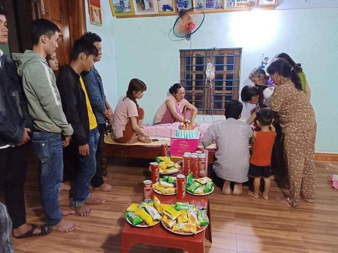 Bệnh viện trả về, cô gái trẻ ở Quảng Nam bất ngờ hồi tỉnh - Ảnh 5.