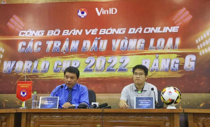 Giá vé trận lượt về Việt Nam-Thái Lan trên Mỹ Đình tại vòng loại World Cup 2022 cao nhất là 500.000 đ/vé - Ảnh 1.