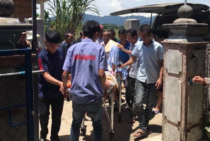 Bệnh viện trả về, cô gái trẻ ở Quảng Nam bất ngờ hồi tỉnh - Ảnh 6.