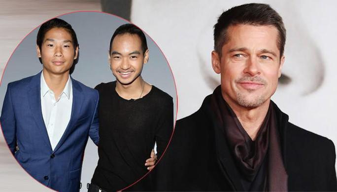 Con cả của Angelina Jolie - Brad Pitt lần đầu nói về cha nuôi - Ảnh 2.