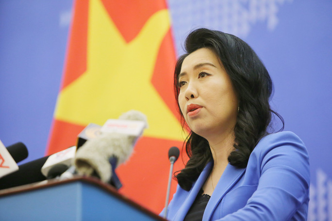 Yêu cầu Trung Quốc chấm dứt ngay vi phạm nghiêm trọng, rút tàu Hải Dương 8 khỏi vùng biển của Việt Nam - Ảnh 2.