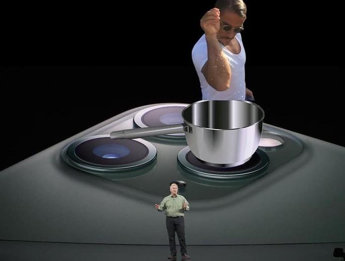 Những ảnh chế hài hước về iPhone 11 - Ảnh 4.