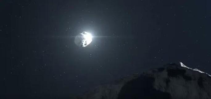 NASA phát hoảng vì tảng đá khổng lồ sắp sượt qua trái đất - Ảnh 3.