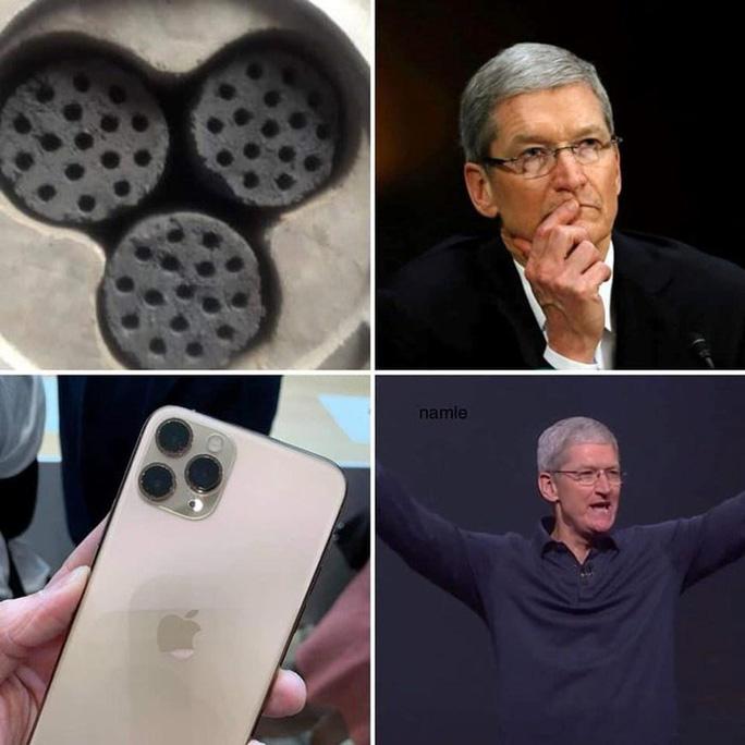 Những ảnh chế hài hước về iPhone 11 - Ảnh 1.