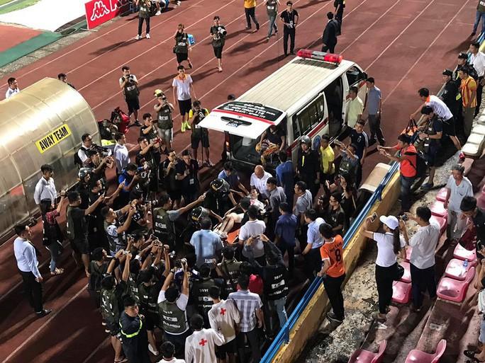 Treo sân Hàng Đẫy hết giải, phạt CLB Hà Nội, Nam Định mỗi đội 85 triệu đồng - Ảnh 1.