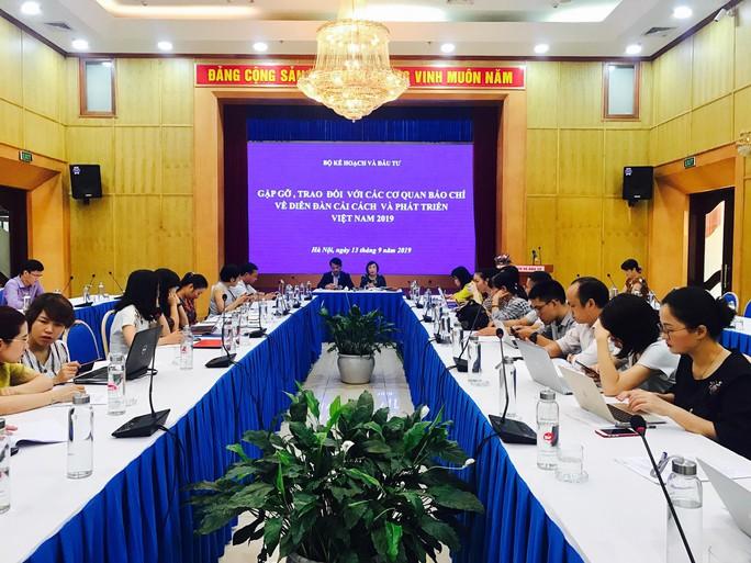 Thủ tướng Nguyễn Xuân Phúc sẽ thảo luận với hơn 500 đại biểu tại Diễn đàn Cải cách và Phát triển - Ảnh 1.