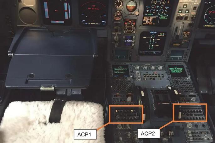Phi công làm đổ cà phê, máy bay chuyển hướng - Ảnh 1.