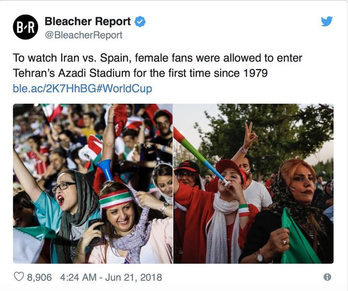 Nữ CĐV Iran tự thiêu vì quyền được xem bóng đá - Ảnh 5.