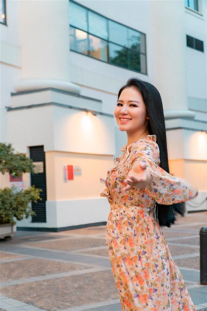 Sao Mai Phạm Thùy Dung: Thính phòng là bản ngã của tôi - Ảnh 1.