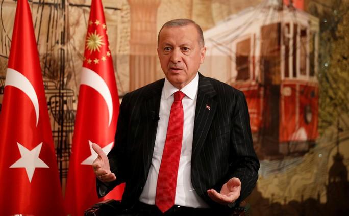 Thổ Nhĩ Kỳ đàm phán mua tên lửa Patriot của Mỹ - Ảnh 1.
