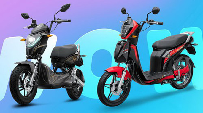 VinFast ra mắt 2 dòng xe máy điện mới - Ảnh 1.