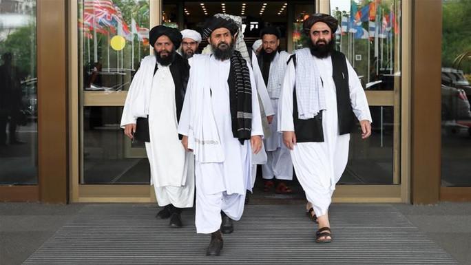 Taliban tìm Nga cứu hòa đàm với Mỹ - Ảnh 1.