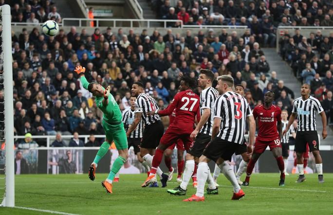 Newcastle khó thoát bẫy rập Anfield - Ảnh 1.