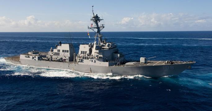Mỹ gửi thông điệp cứng rắn tới Trung Quốc - Ảnh 1.
