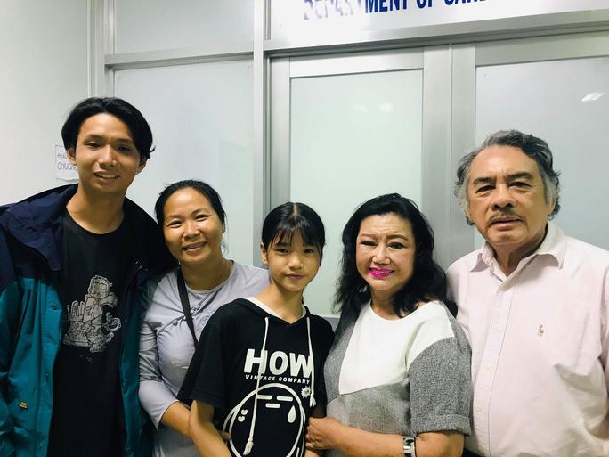 Nghệ sĩ Mai Trần đã qua cơn nguy kịch - Ảnh 3.