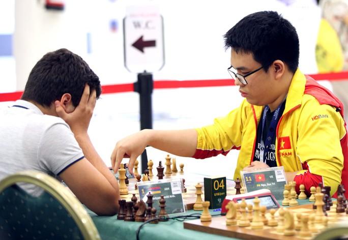 Cờ vua trẻ Việt Nam giành thêm 3 chức vô địch thế giới - Ảnh 6.
