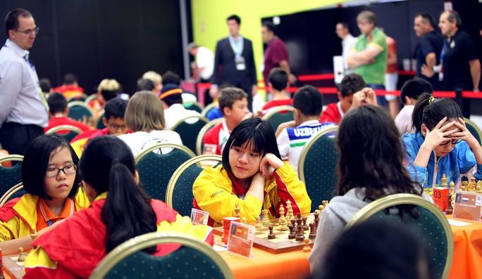 Cờ vua trẻ Việt Nam giành thêm 3 chức vô địch thế giới - Ảnh 2.