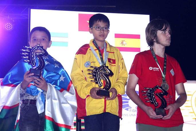 Cờ vua trẻ Việt Nam giành thêm 3 chức vô địch thế giới - Ảnh 4.
