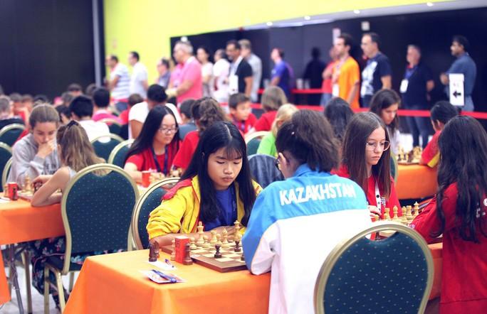 Cờ vua trẻ Việt Nam giành thêm 3 chức vô địch thế giới - Ảnh 1.
