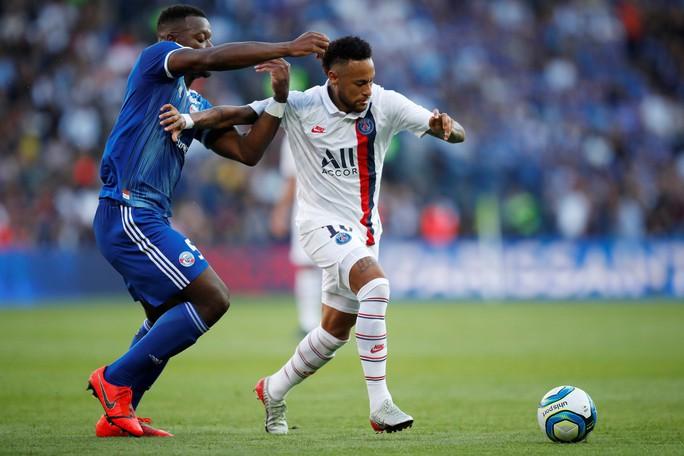 Bị khán giả nhà la ó, Neymar cay đắng lại muốn ra đi - Ảnh 4.