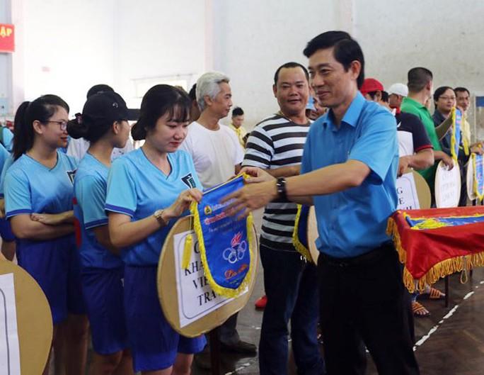 Khánh Hòa: Nâng cao sức khỏe CNVC-LĐ - Ảnh 1.