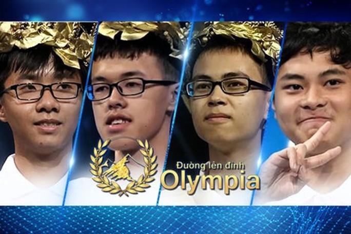 Ai sẽ đoạt vòng nguyệt quế Đường lên đỉnh Olympia 2019? - Ảnh 1.