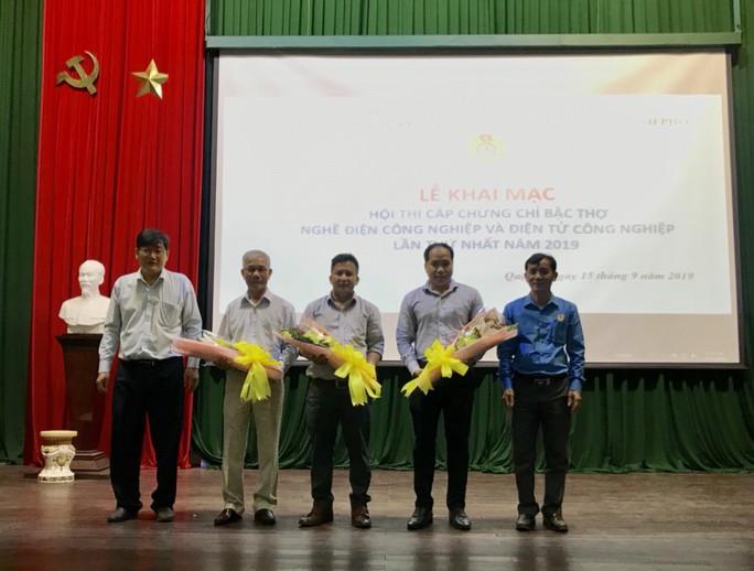 86 thí sinh tham gia Hội thi Bàn tay vàng các KCX-KCN TP HCM - Ảnh 1.